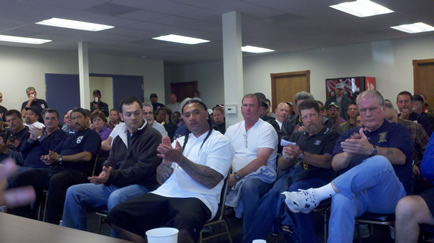 April 2011 Membership Meeting